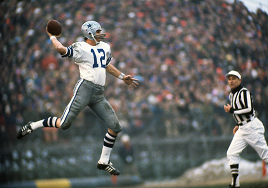 "How NFL legend Roger Staubach proved ""Necessity is the Mother of Invention""  Cresa"