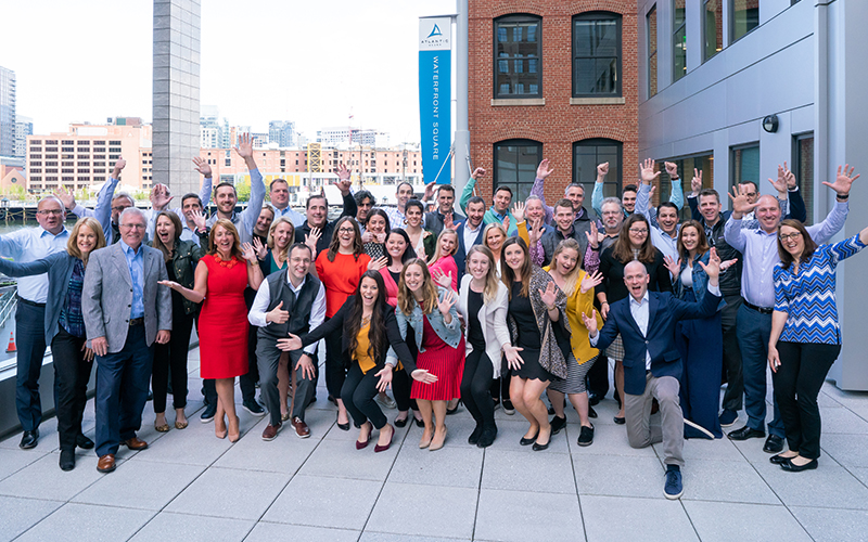 Cresa Receives Boston Business Journal's Best Places to Work Award