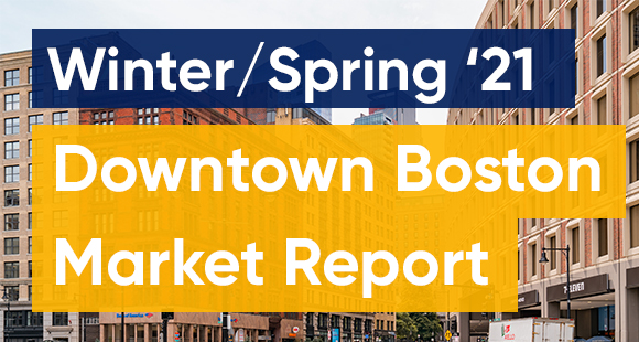 Cresa Boston Market Report 2021 Downtown