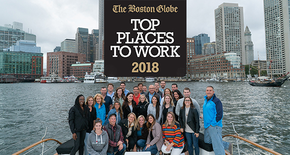 Cresa Boston Named a Top Place to Work by The Boston Globe