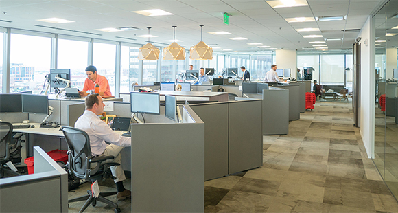 Cresa Celebrates Completion of New Boston Office at Atlantic Wharf