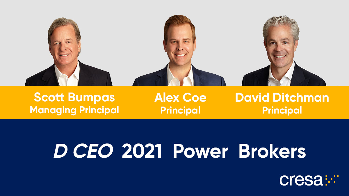 D CEO 2021 Power Brokers