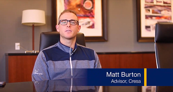 Matt Burton resume video