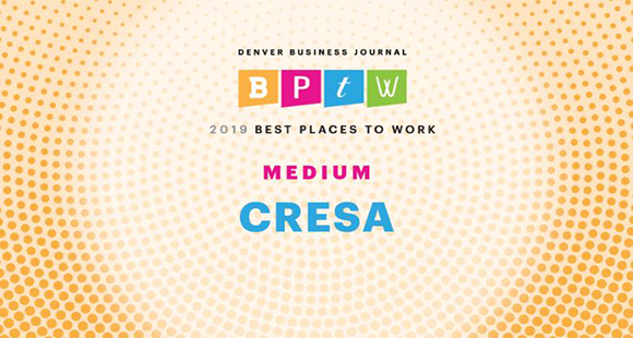 Cresa's Denver Office is a Best Place to Work