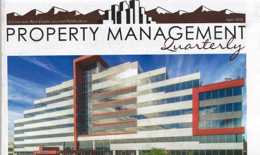 Colorado Real Estate Journal, Property Management