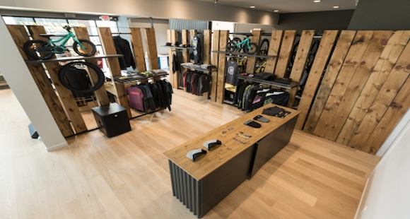 Commencal Bike Showroom