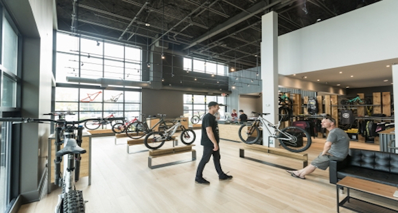 Commencal Showroom