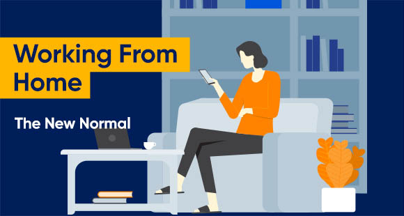 Working From Home The New Normal Cresa