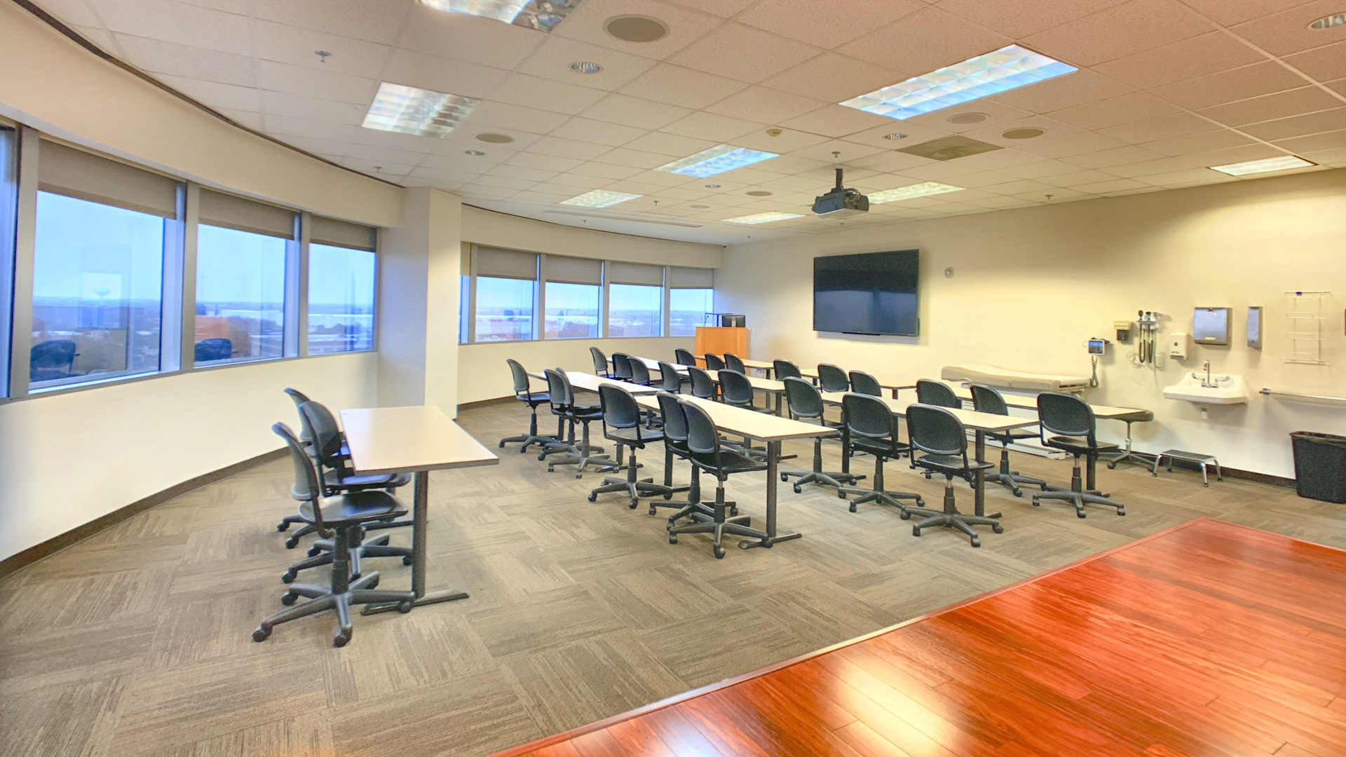 400 N Sam Houston Pky Training Room 1 Photo