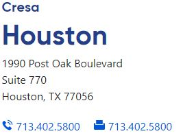 Houston Office Contact Info Pic