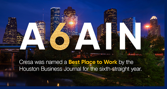 HBJ Best Places to Work 2019 Cresa Thumbnail