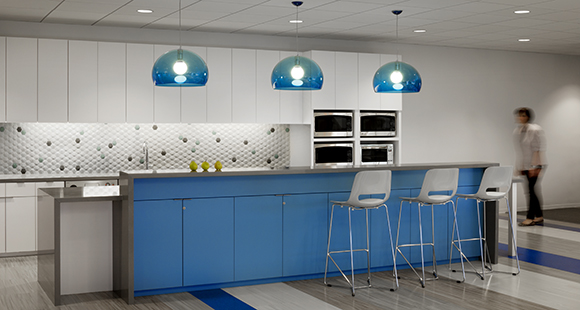 NetIQ Break Room / Kitchen