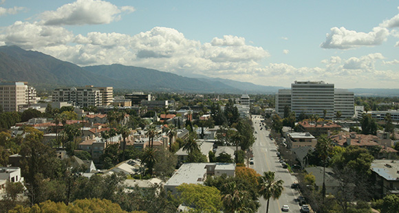 Pasadena Buildings