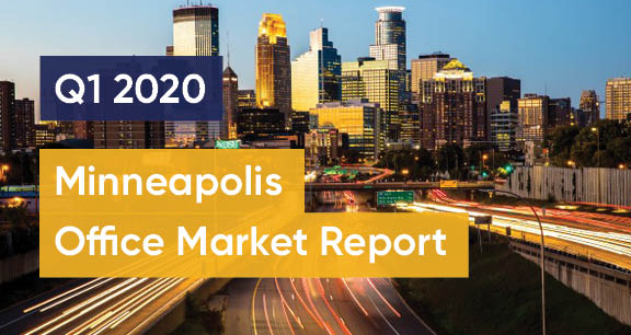 Q1 Minneapolis Office Market Report