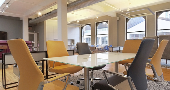 138 West 25th Street conference room