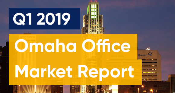 Q1 2019 Omaha Office Market Report