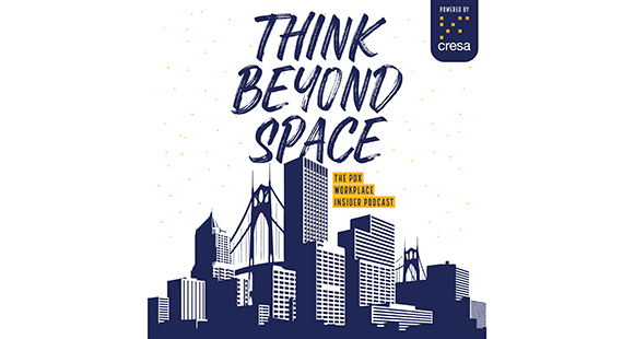 Think Beyond Space Podcast by Cresa