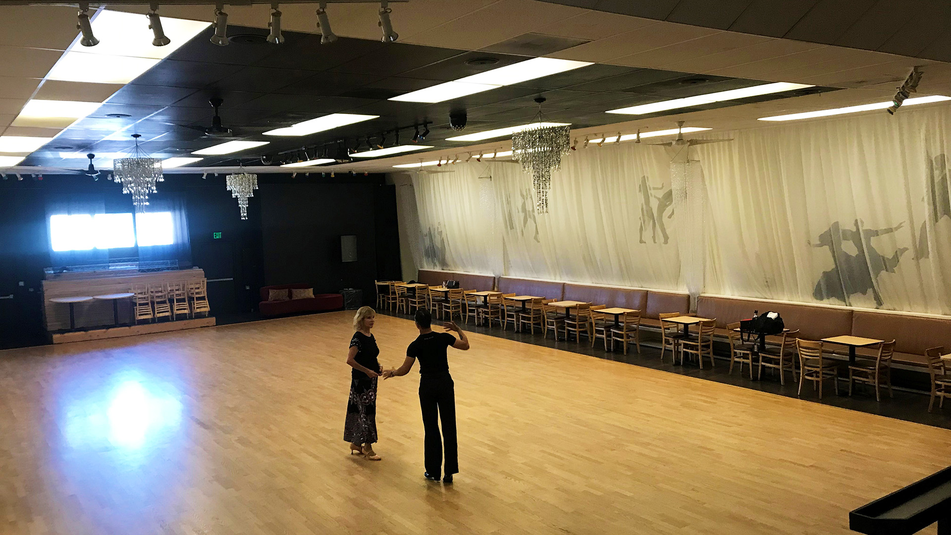 Large Dance Studio
