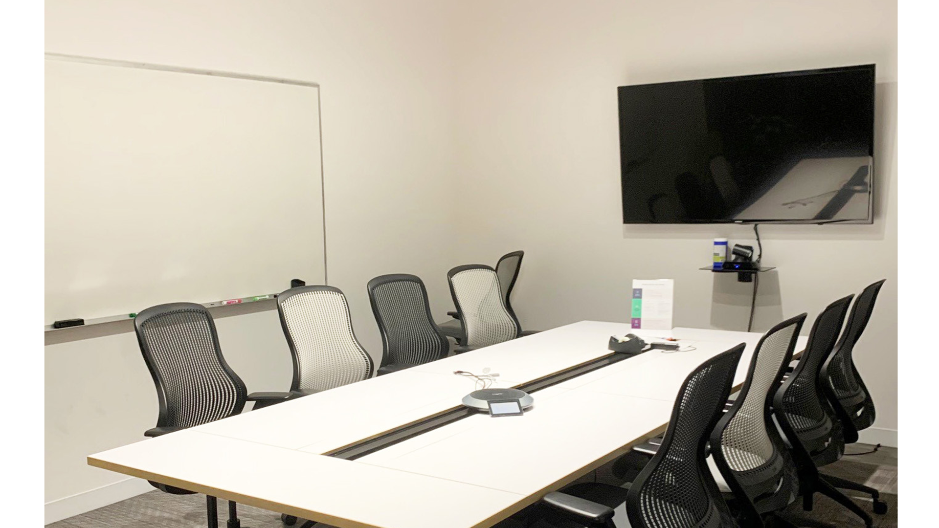 medium sized conference room