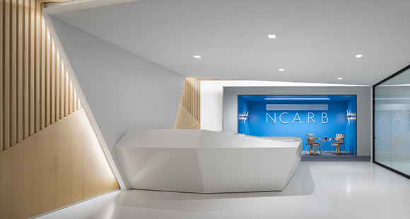 NCARB reception